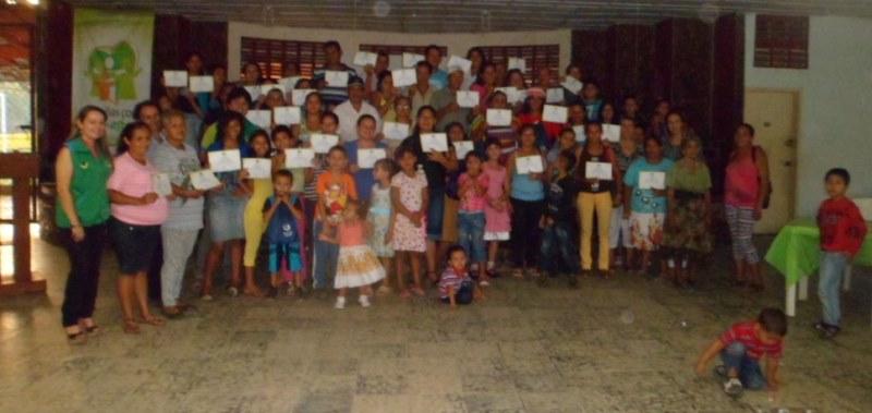 Familias certificadas Tibu