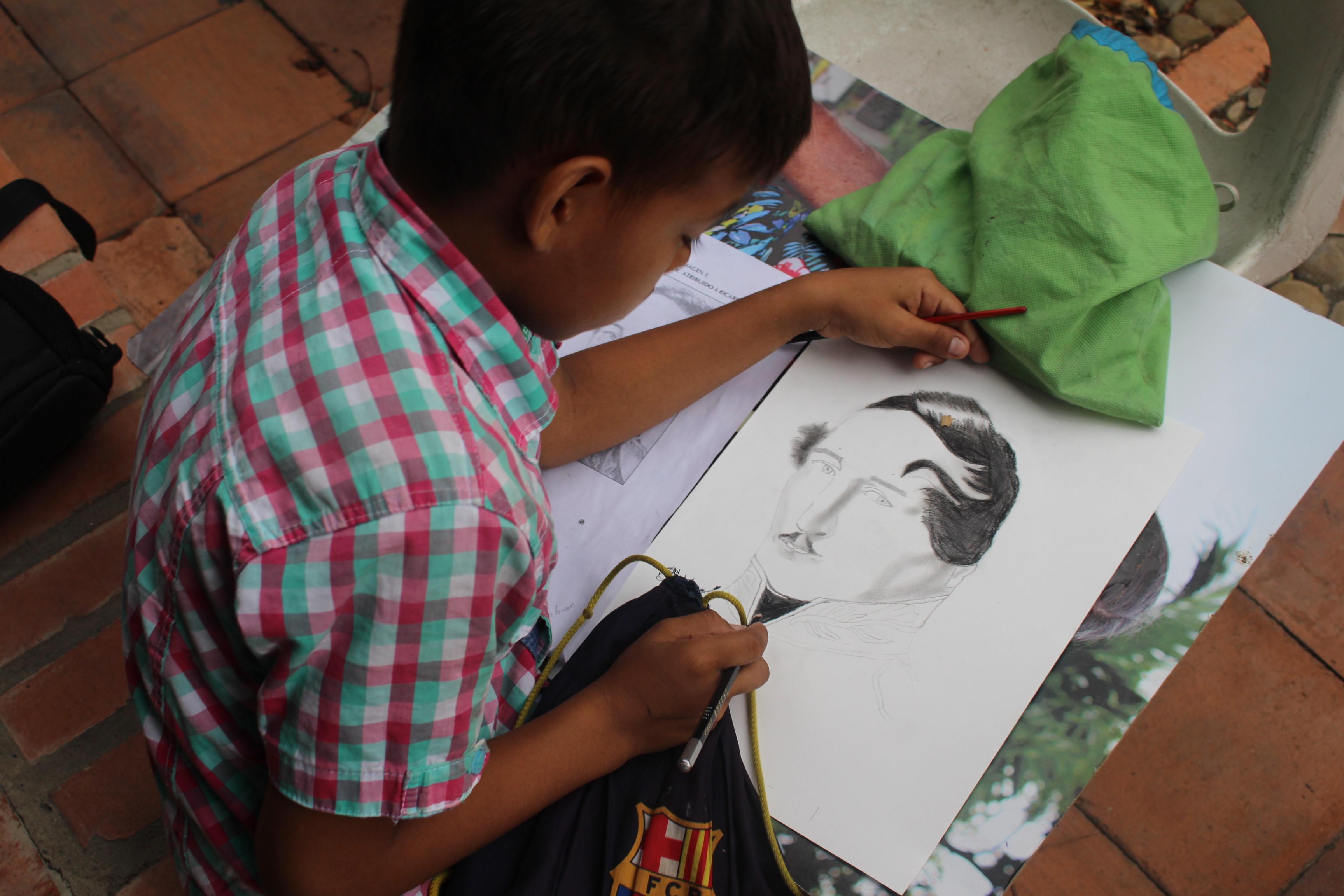 Concurso artístico en homenaje al general Santander