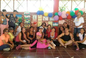 Jornada de auto cuidado con la modalidad de Primera Infancia en el municipio de Barrancabermeja