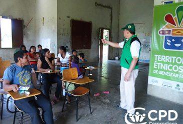 1066 integrantes de 14 comunidades de la población Barí, son atendidos por la Modalidad Territorios Étnicos con Bienestar en el Catatumbo