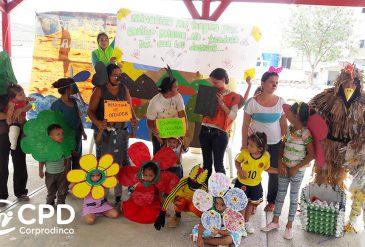 Cambia tu manera de pensar para cambiar tu manera de vivir, Modalidad Familiar del municipio de Villa del Rosario