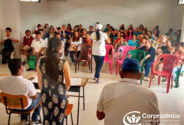 Diagnóstico necesidades de formación e inscripción en modalidades ofertadas por el Sena  en el municipio de González, Cesar