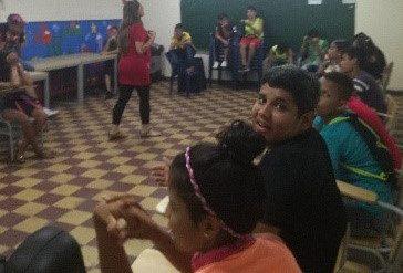 Adolescentes de la Modalidad Externado, inician proyecto de vida, Convenio SENA