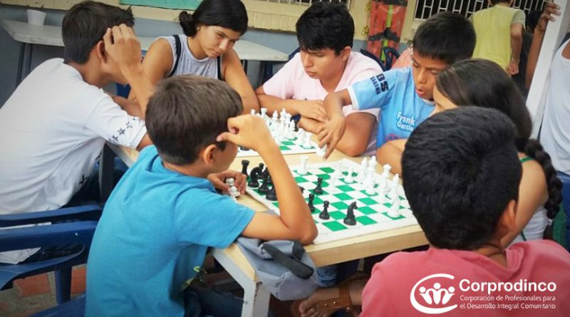 Los juegos de mesa como estrategia lúdica de sana diversión
