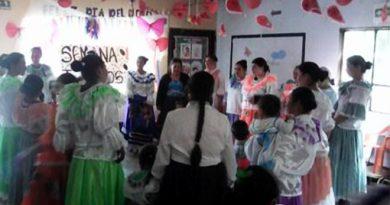 Semana del Talento Infantil, Modalidad Familiar ICBF