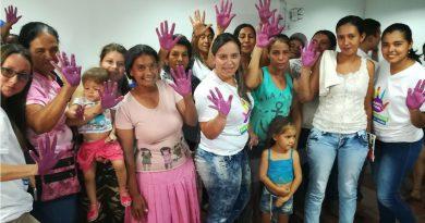 Puerto Santander, conmemoró el Día Internacional a la NO Violencia basada en Género