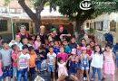 Payasos Sin Fronteras, contagiaron de alegría y humor a 34 NN de la Modalidad Externado Media Jornada del ICBF