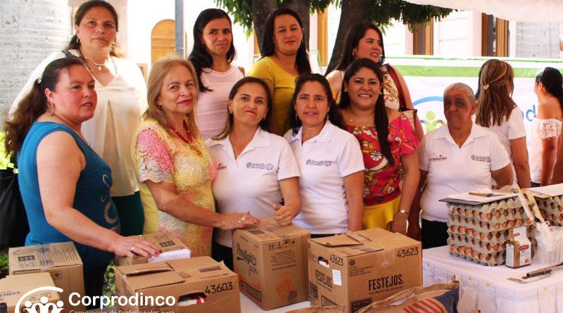 La Gobernación de Norte de Santander entrego insumos y maquinaria de panadería a 5 Asociaciones de Mujeres en el departamento