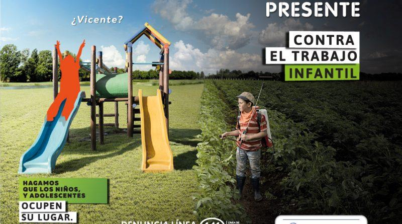Colombia Presente Contra el Trabajo Infantil