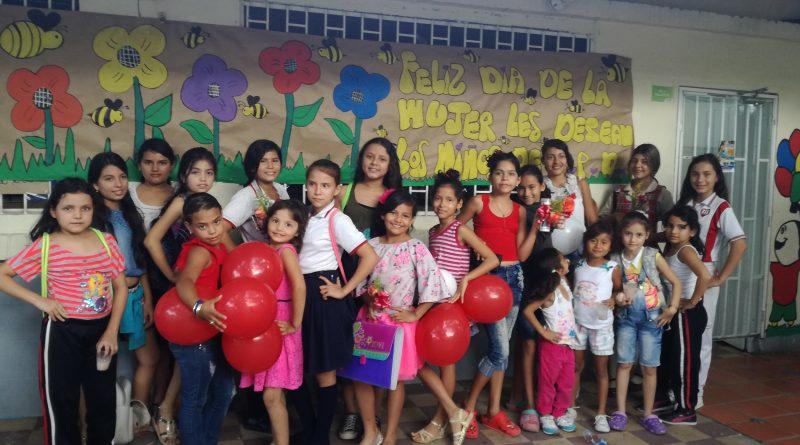 Una fecha para celebrar con las niñas y adolescentes de la Modalidad Externado Media Jornada