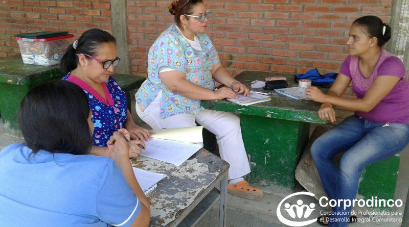 La modalidad Familiar articula con el Hospital Regional Norte servicios de revisión y atención a los beneficiarios del programa