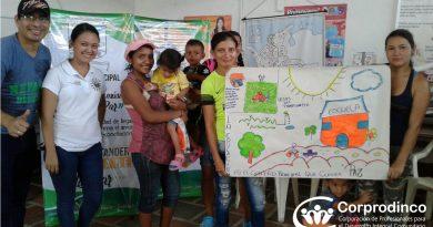 """Puerto Santander """"Al son de la música, Suena la paz"""" con la participación activa de sus familias"""