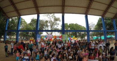 Celebración en Ábrego por nuestros niños, niñas y adolescentes, Generaciones con Bienestar