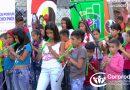 Generaciones con Bienestar promueve habilidades musicales en los niños, niñas y adolescentes en el barrio La Santa Cruz del municipio de Ocaña