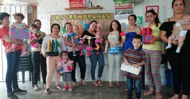 Aprendo Jugando, modalidad Atención a la Primera Infancia