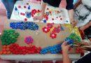 El arte de reciclar genera creatividad en las familias, modalidad Atención a la Primera Infancia