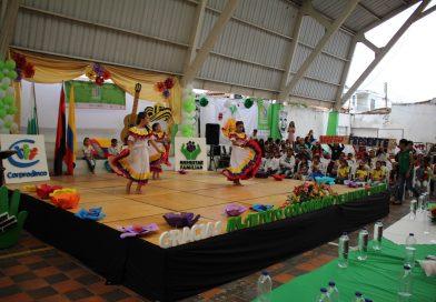Clausura del programa Generaciones con Bienestar en el municipio de Ocaña