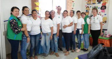 Modalidad Familias con Bienestar para la Paz, participó del ejercicio de Control Social del ICBF en el municipio de El Zulia