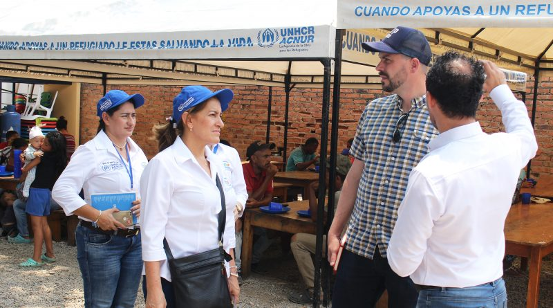 La Fundación CORE visitó la ciudad de Cúcuta para conocer la situación de crisis en la frontera