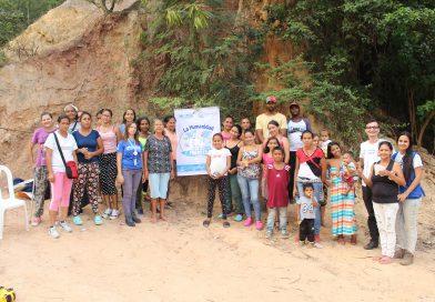 La humanidad no tiene fronteras atiende a la comunidad del asentamiento 28 de Febrero