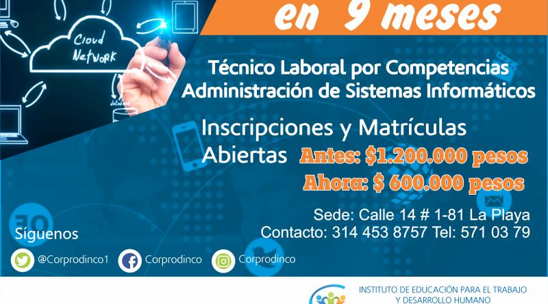 Administacion de Sistemas Informaticos