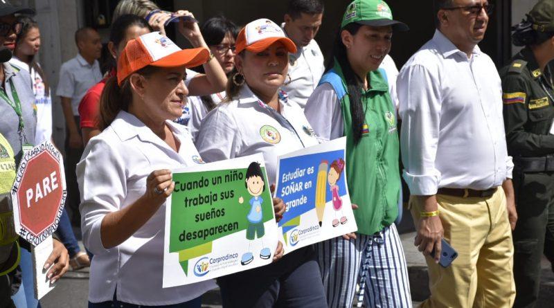 Caminata día internacional de erradicación del trabajo infantil (18)